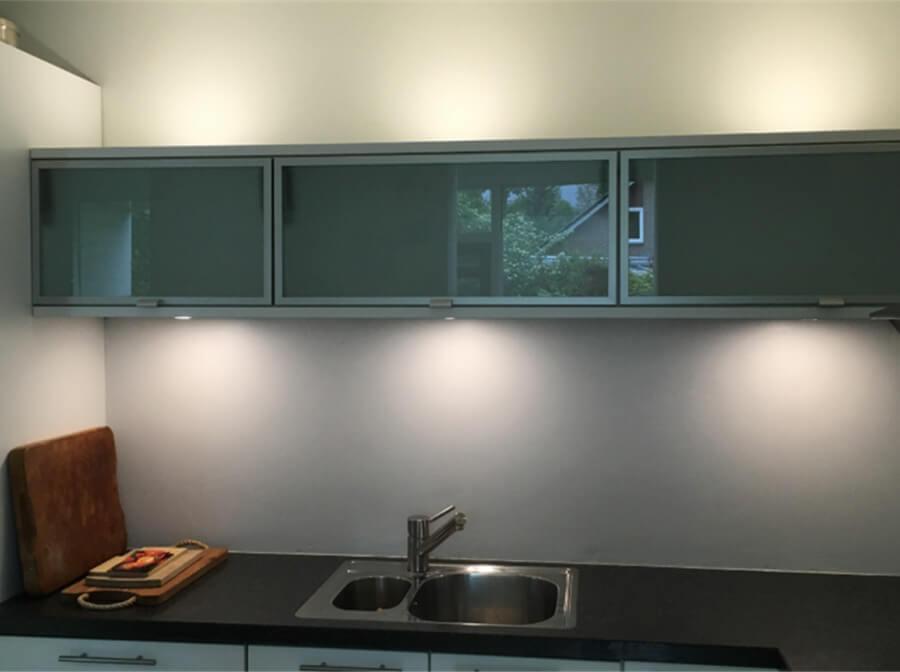 Led verlichting keuken uitgelicht buijs elektra for Verlichting keuken