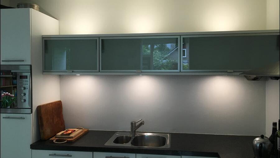 fotos van dit project verlichting keuken oude situatie