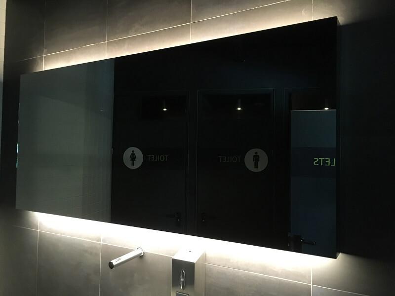 Spiegel Led Verlichting : Led verlichting spiegels buijs elektra elektriciteitsverbruik